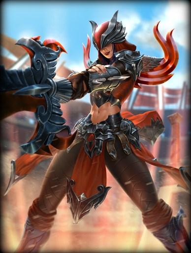 Red Vengeance Nemesis