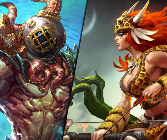 Patch 5.5 Fantasy Store Skins