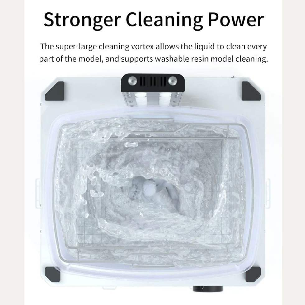 Stronger cleaning power for Anycubic Wash & Cure Plus Machine