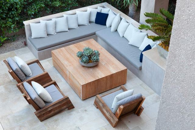 caring for your outdoor furniture during socal winter rain