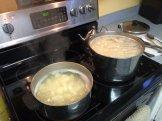 Ten pounds of potatoes!