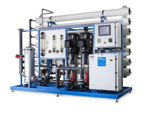 Reverse Osmosis (RO) is capable of the highest filtration possible