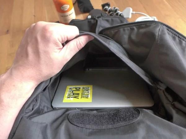 10 - Rucksack laptop
