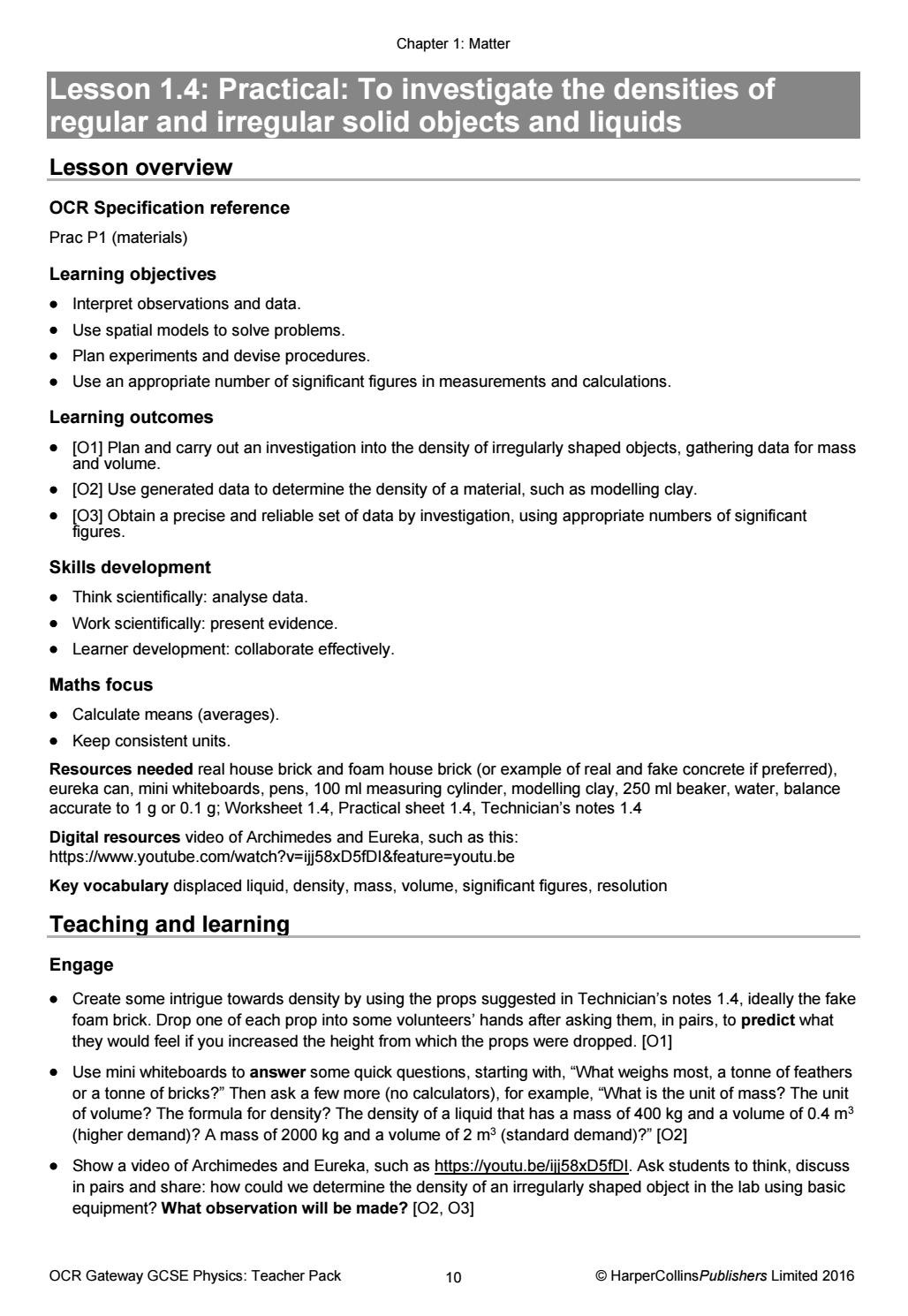 30 Calculations Using Significant Figures Worksheet