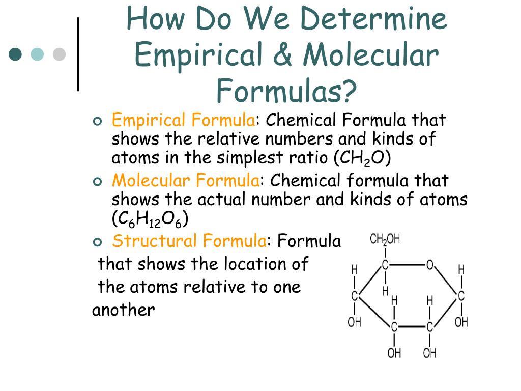30 Empirical And Molecular Formulas Worksheet