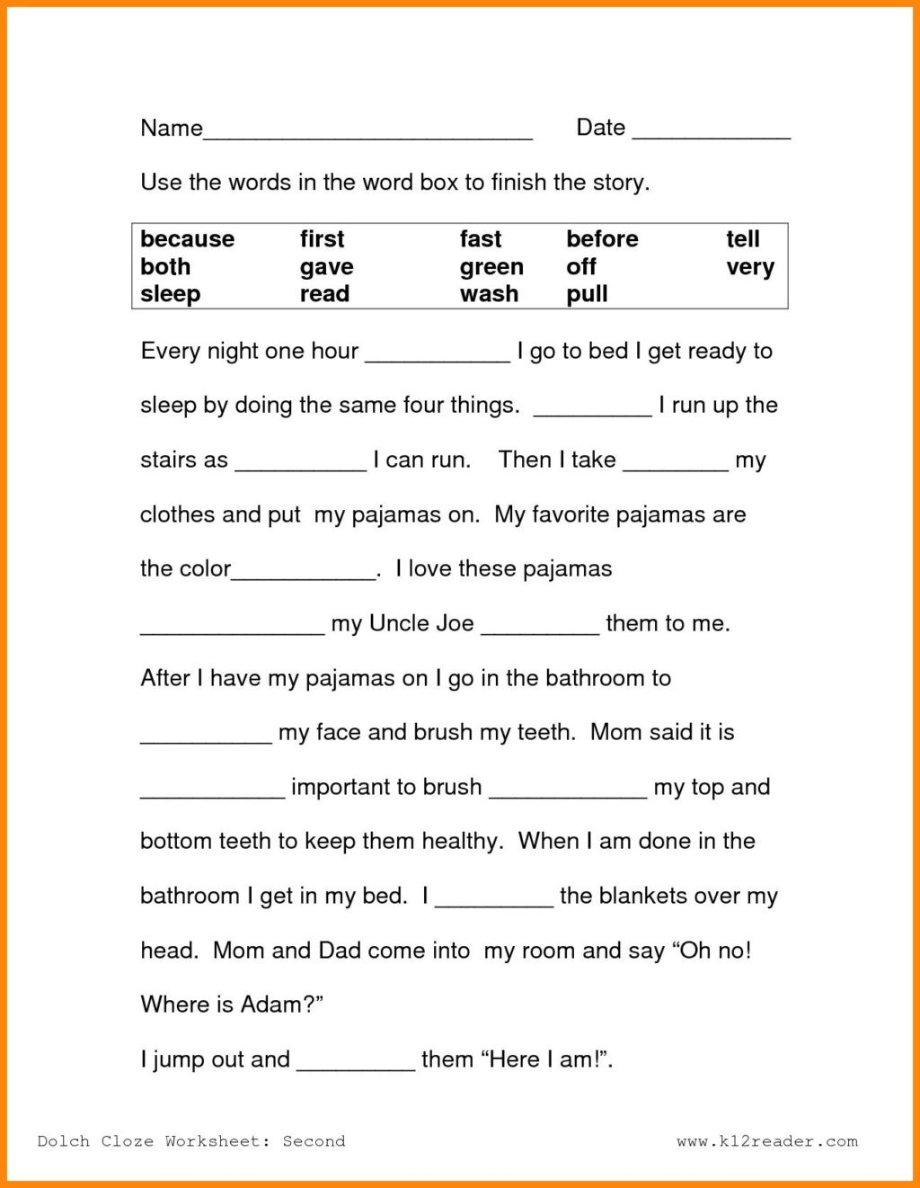 30 Homophones Worksheet 2nd Grade