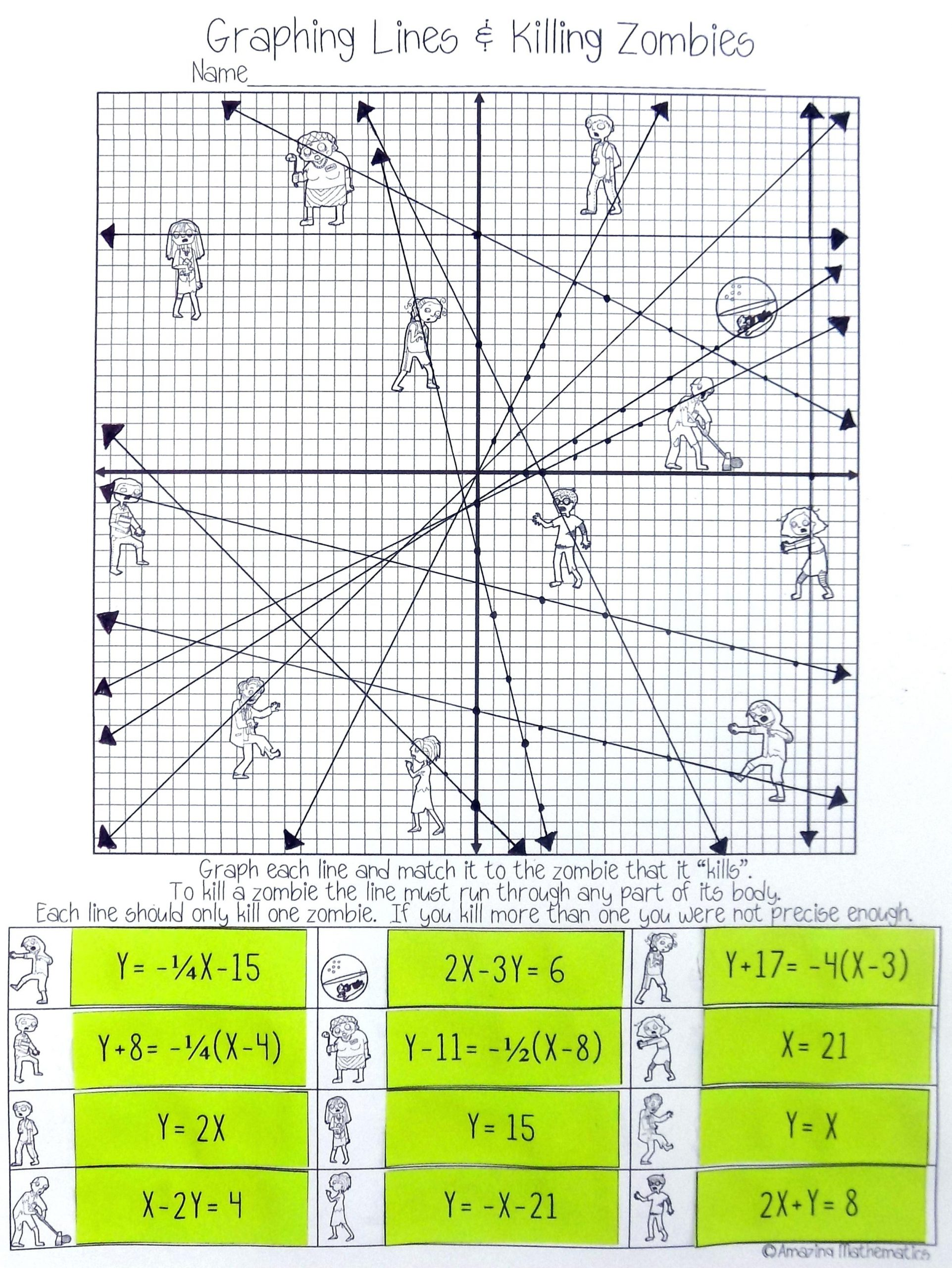 30 Interpreting Graphs Worksheet Answers
