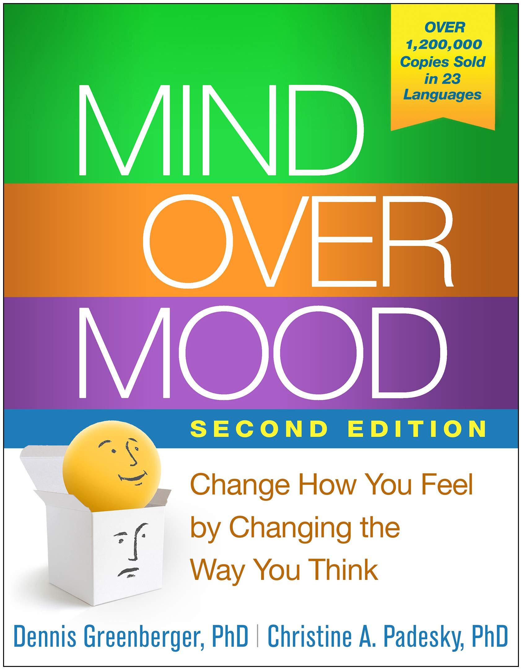 30 Mind Over Mood Worksheet
