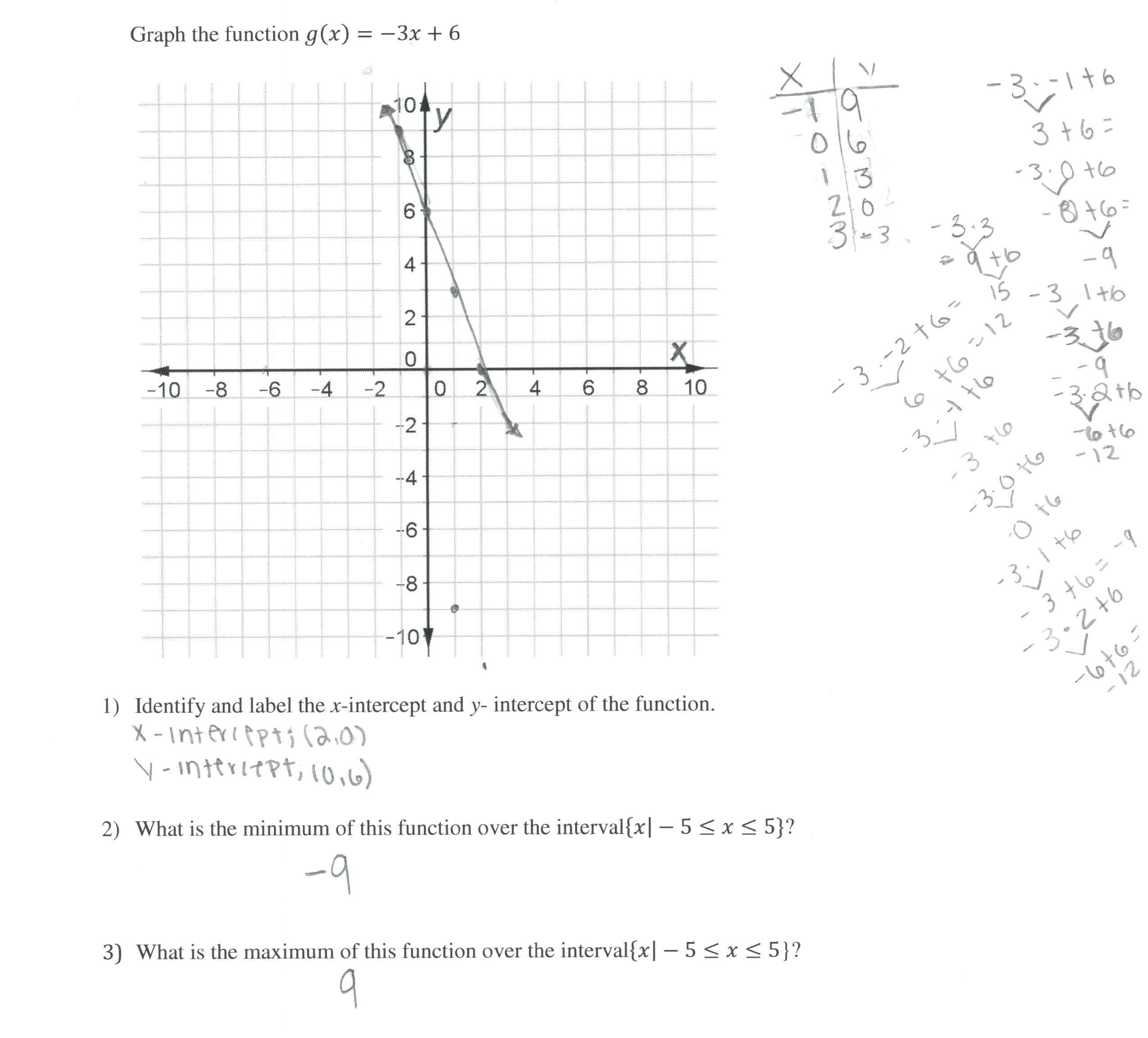30 Piecewise Functions Worksheet Answer Key
