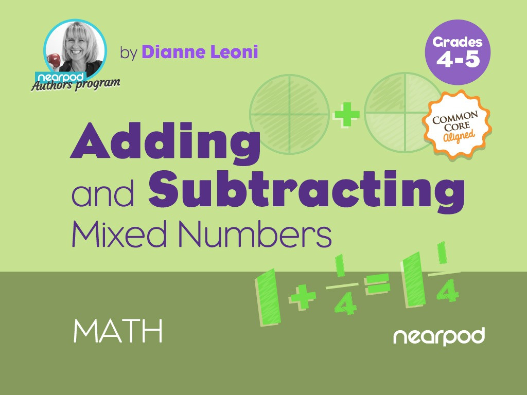 30 Subtracting Mixed Numbers Worksheet