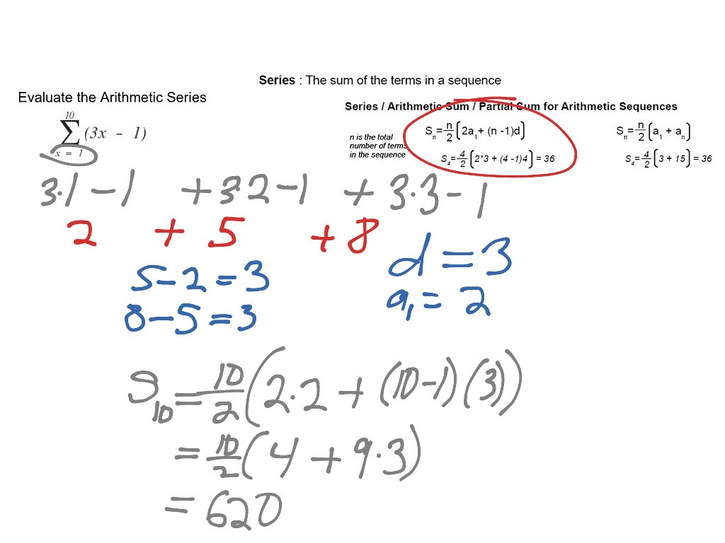 30 Arithmetic Sequence Worksheet Algebra 1