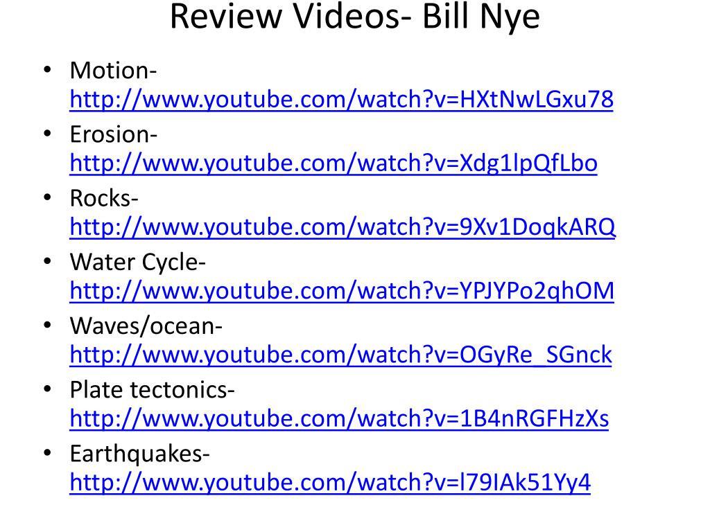 30 Bill Nye Motion Worksheet