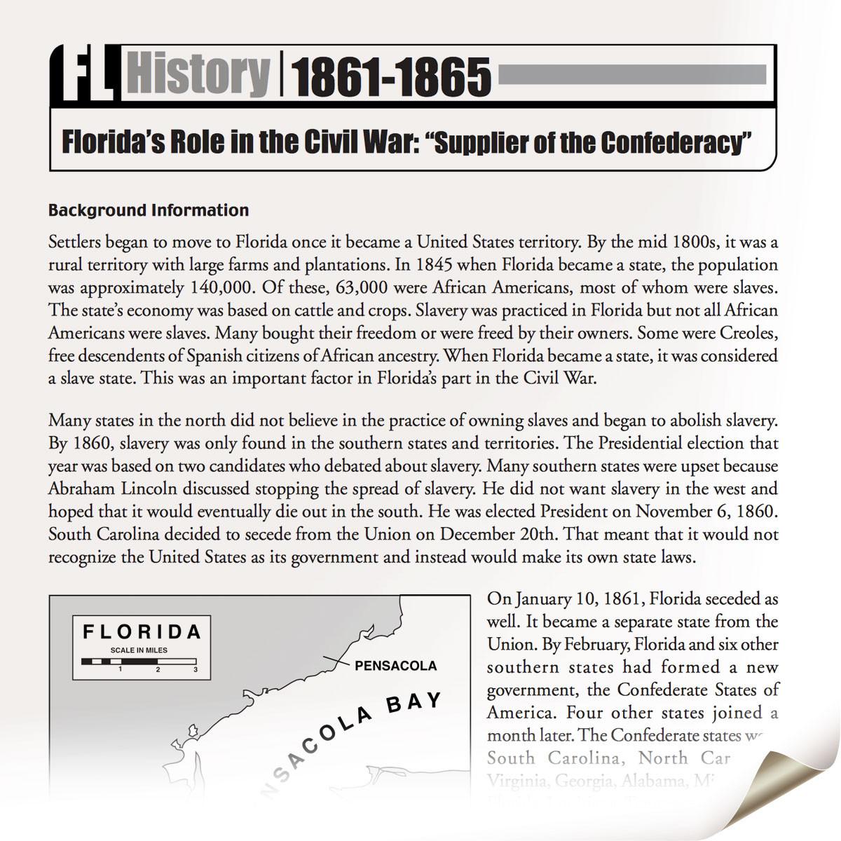 30 Civil War Worksheet