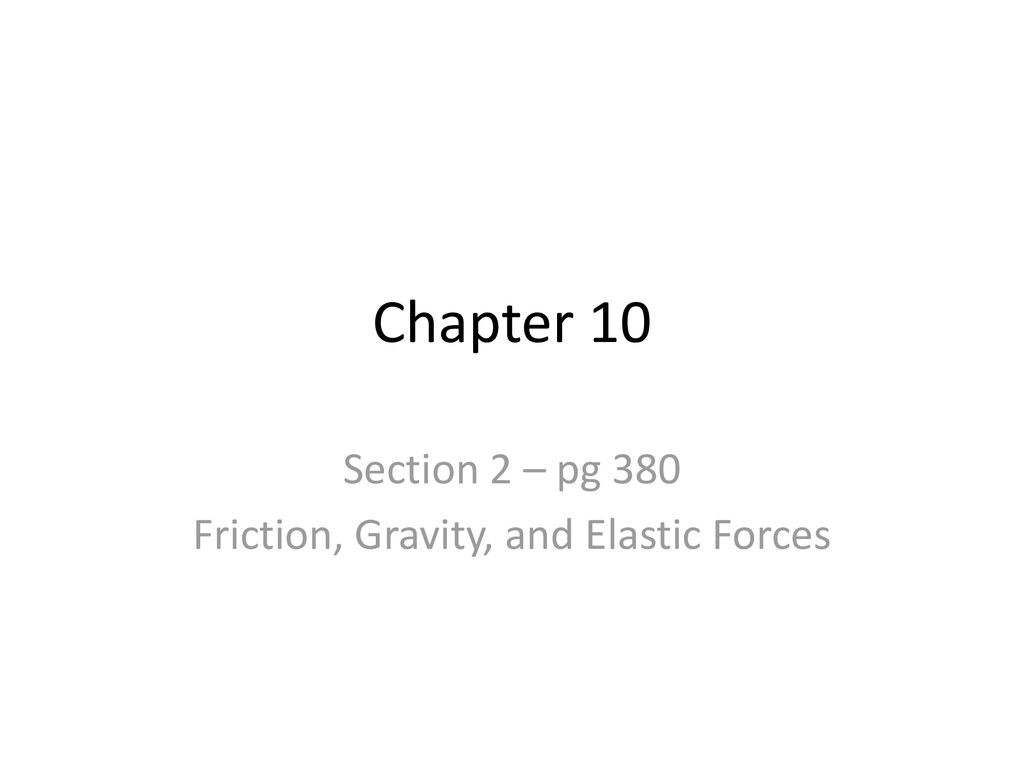 30 Friction And Gravity Worksheet Answers