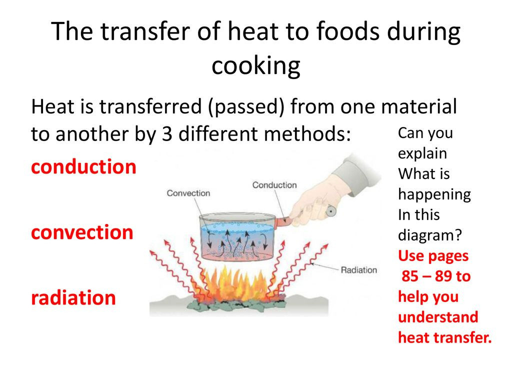 30 Methods Of Heat Transfer Worksheet