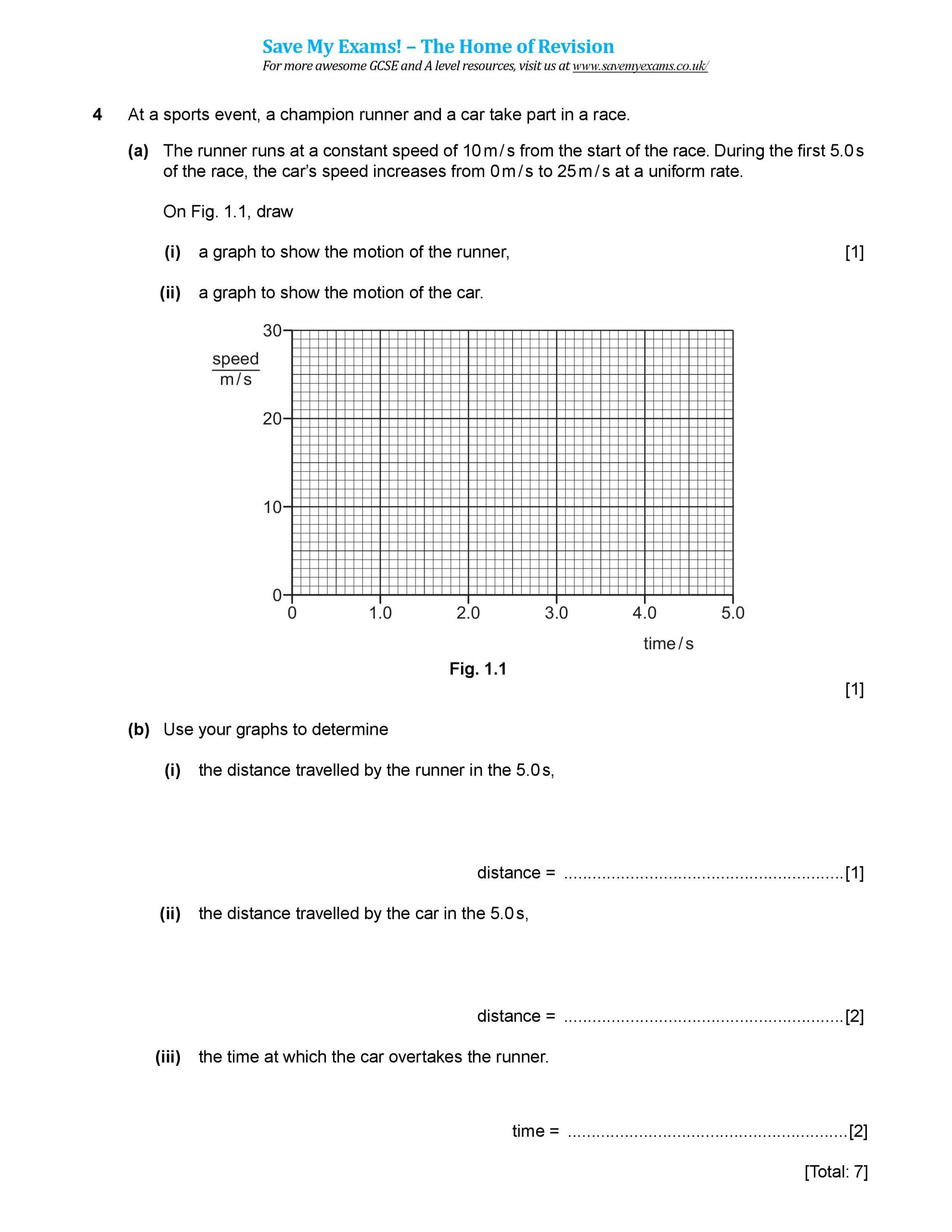 30 Motion Graphs Physics Worksheet