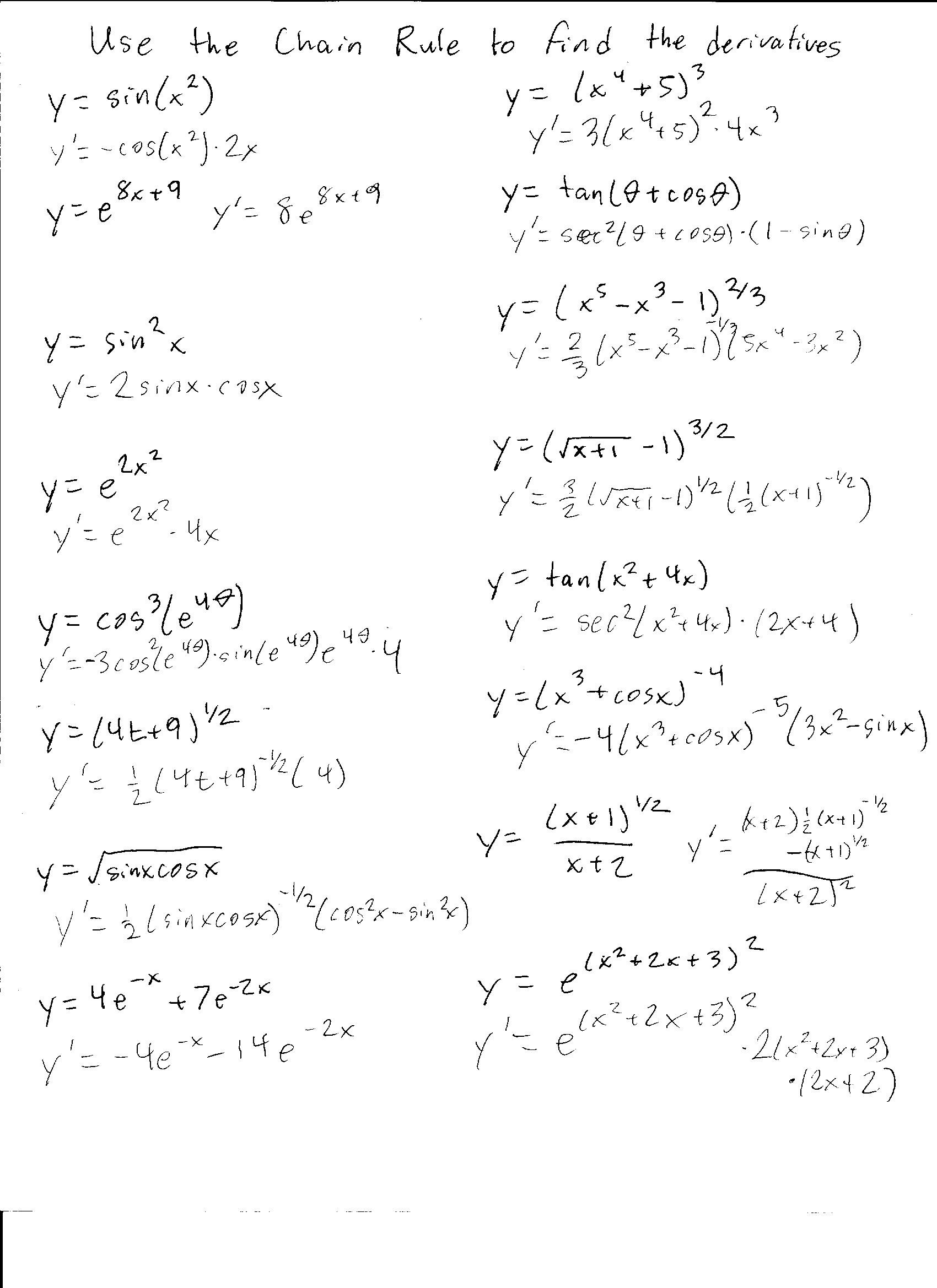 Power And Quotient Rule Worksheet Printable Worksheets And Activities For Teachers Parents Tutors And Homeschool Families