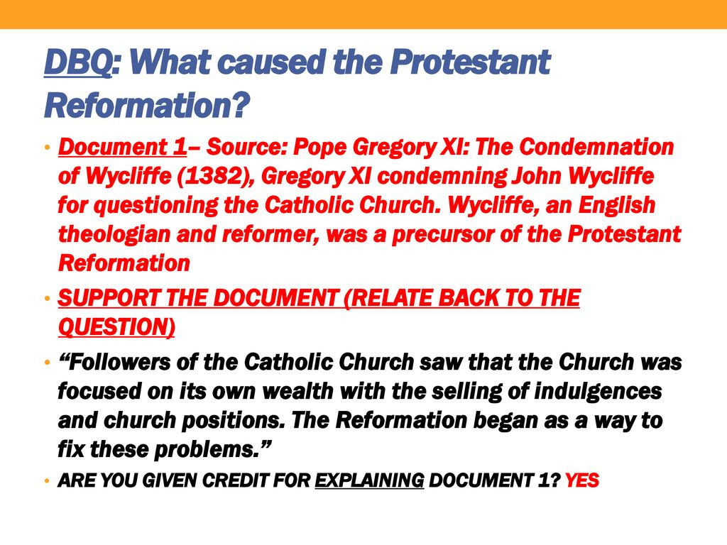 30 Protestant Reformation Worksheet Answers