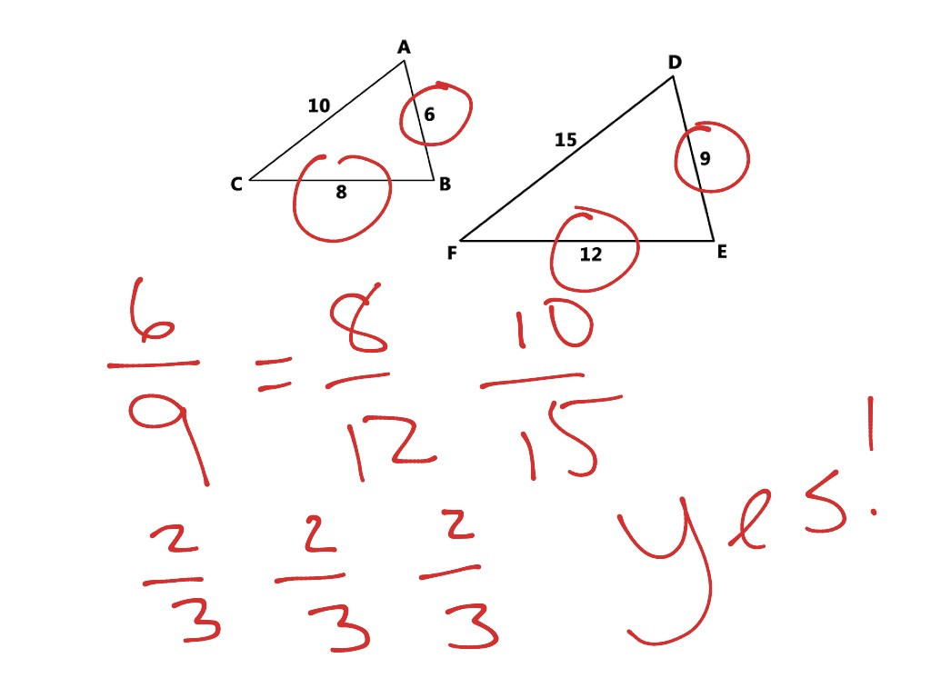 30 Proving Triangles Similar Worksheet