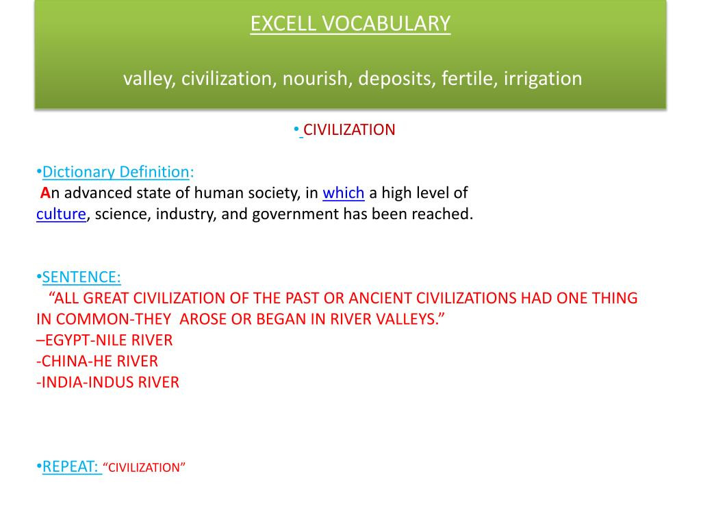 30 River Valley Civilizations Worksheet Answers