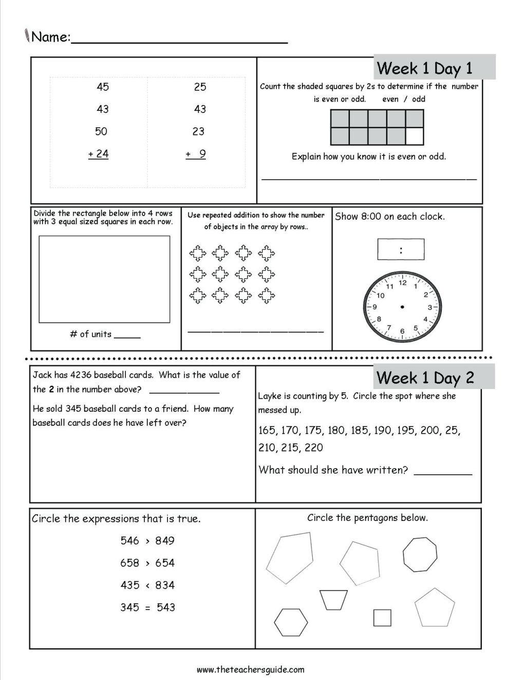 30 Unit Circle Practice Worksheet