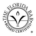 Florida Bar Board Certification Logo