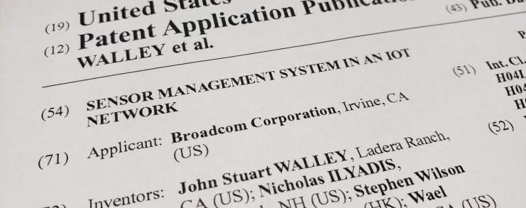 Broadcom sells patents for $250 million