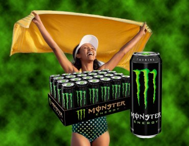 Monster Energy Blocks Trademark Registration for Monster Towel