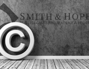 Copyright information from Smith Hopen PA