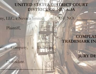 Boring Company Trademark Infringement