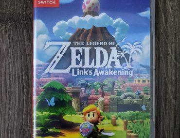 nintendo zelda link's awakening