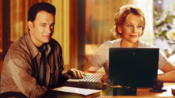 Image result for you've got mail laptop
