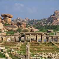 Hampi..... Magical Landscape