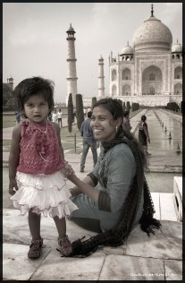 Taj People 11: Adoring Parent