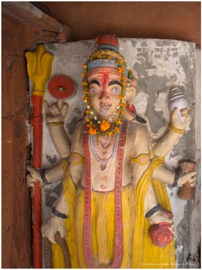 Painted Deities