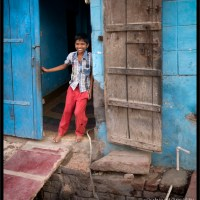 Agra Street Portraits