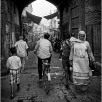 Agra Street Portrait 14