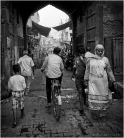 Agra Street Scene 14