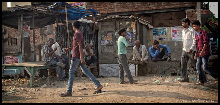 Agra Street Scene 5b