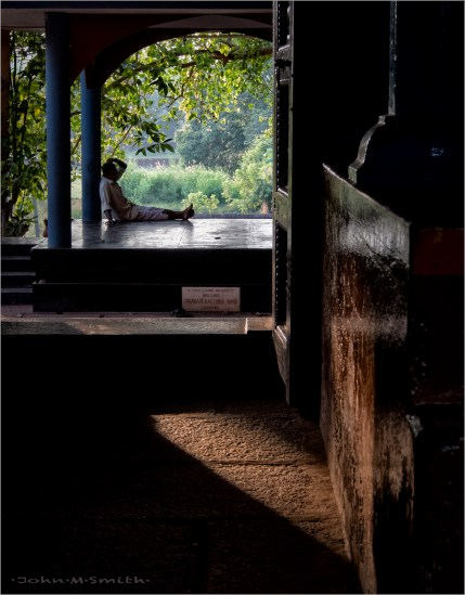Temple Shadows