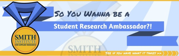 Research Ambassador Recruitment