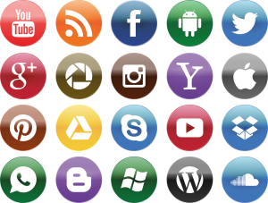 Social-media all icons