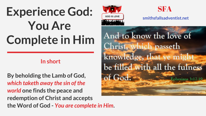 Illustration-Title-Experience God - You Are Complete in Him-text-logo
