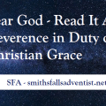 Stary-sky-background-text-Fear God - Read It As Reverence in Duty or Christian Grace