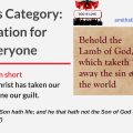 Illustration-Title-Articles Category-Salvation for everyone-torns-text