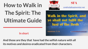 Illustration-Title How to Walk in The Spirit - The Ultimate Guide-text-logo