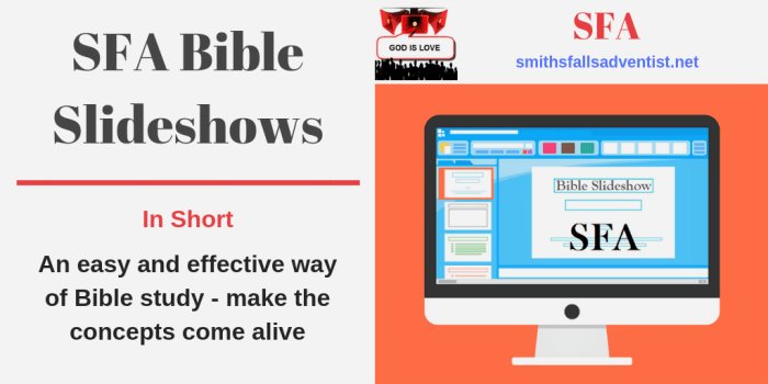 Illustration-Title-SFA Bible Slideshows-text-logo