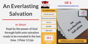 Illustration-Title-An Everlasting Salvation-text-logo