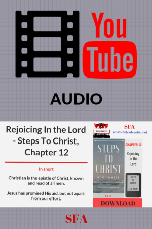 Illustration-Rejoicing In The Lord-Audio-YouTube