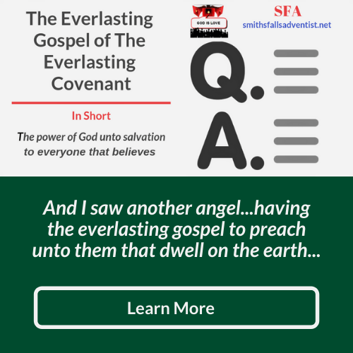 Illustration-background-title-Everlasting Gospel-text-Bible verse